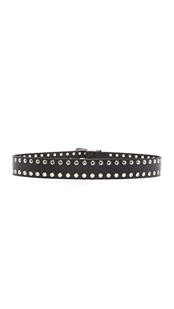 B-Low The Belt Cassie Eyelet Belt