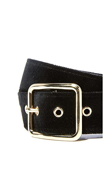 B-Low The Belt Ramona Velvet Belt