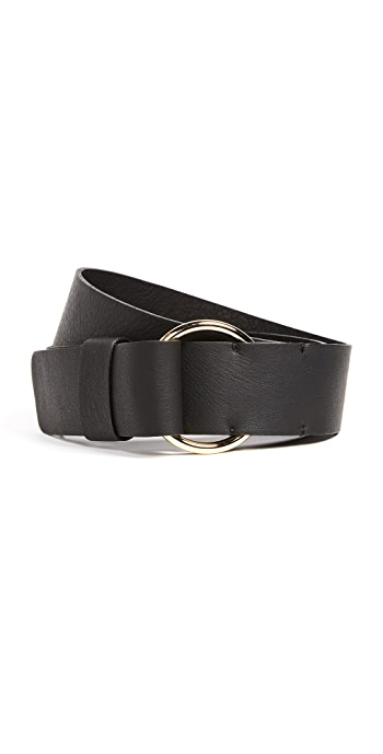 B-Low The Belt Miller Belt - Black/Gold