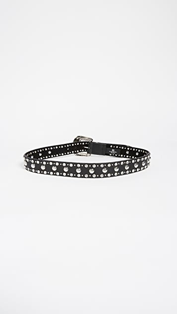 B-Low The Belt Frank Moto Crystal Belt