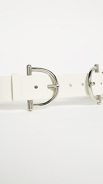 B-Low The Belt Blake Double Buckle Belt