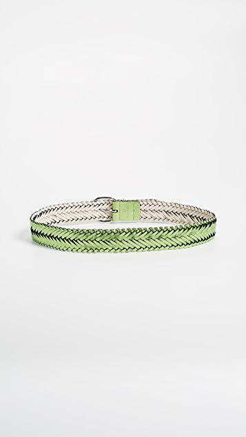 B-Low The Belt Brooklyn Metallic Belt
