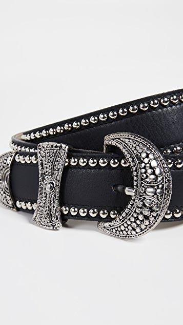 B-Low The Belt Paloma Studded Belt