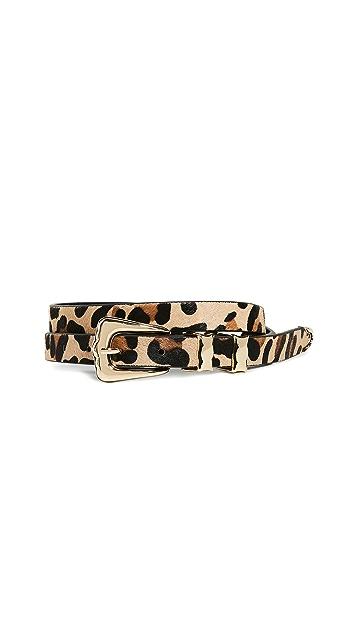 B-Low The Belt Lennie Calf Hair Belt