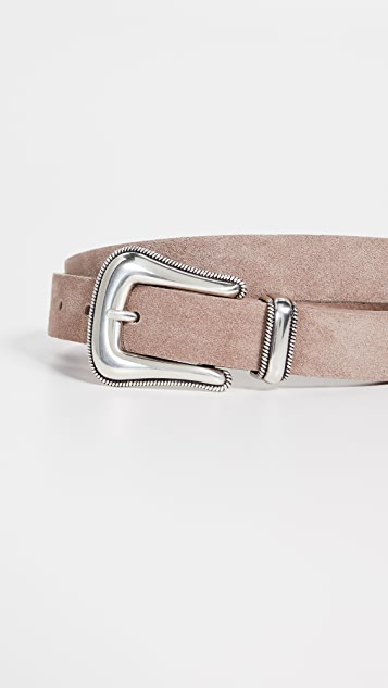 B-Low The Belt Wylder Suede Belt