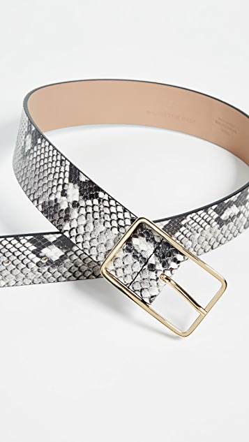 B-Low The Belt Milla Python Belt