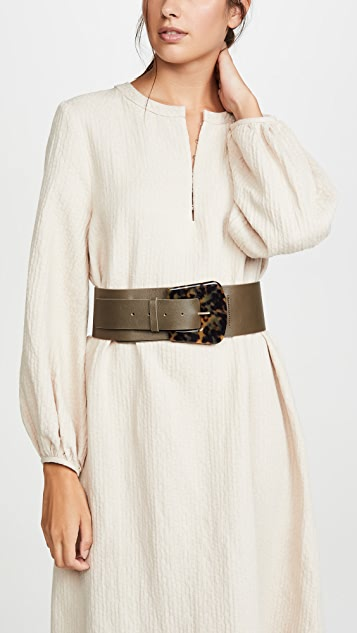 B-Low The Belt Cece Waist Tortoise Belt