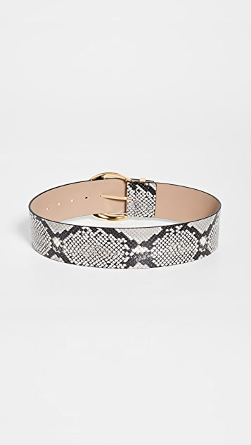B-Low The Belt Kate Python Belt