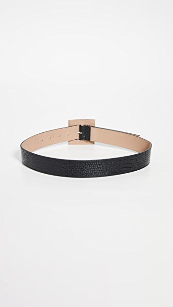 B-Low The Belt Annie Croco 腰带