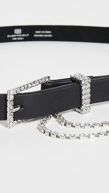 B-Low The Belt Phoenix Mini Crystal Belt