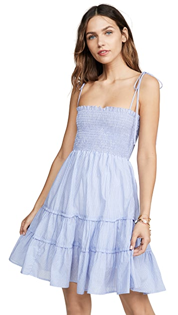 Blue Life Summer Breeze Mini Dress