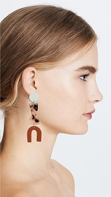 Bianca Mavrick Roy Earrings