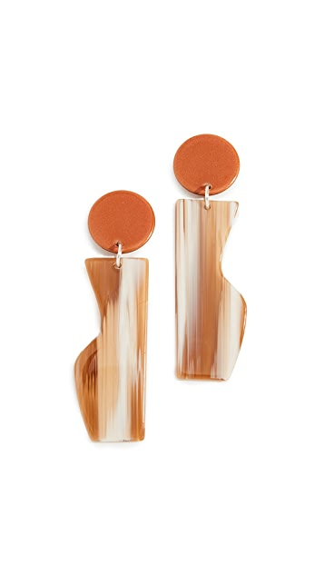 Bianca Mavrick Vessel Earrings