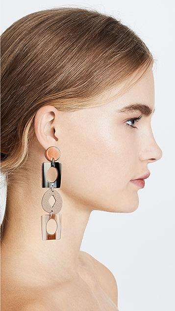 Bianca Mavrick Handicraft Earrings