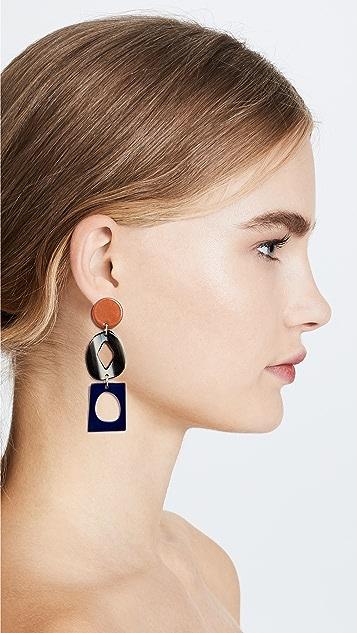 Bianca Mavrick Century Earrings