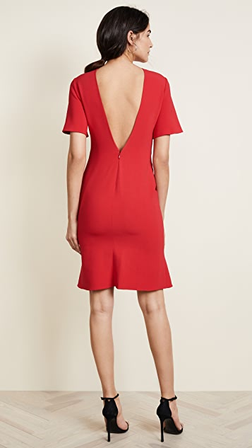 Brandon Maxwell Bias Dress