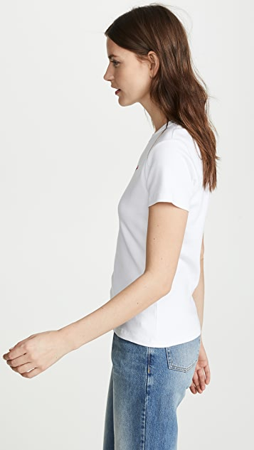 Brandon Maxwell Logo T-Shirt