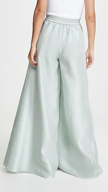 Brandon Maxwell Gown Pants