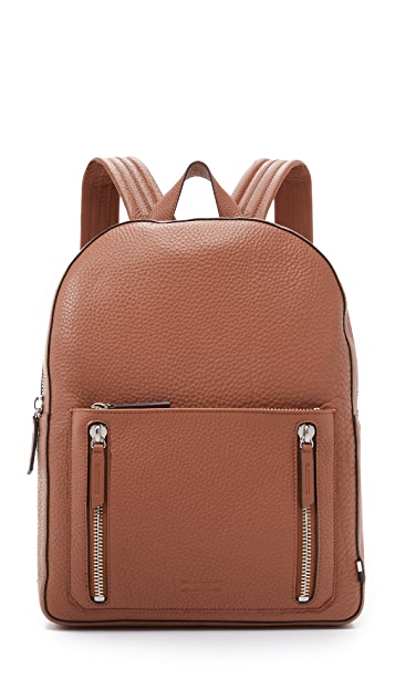 Uri Minkoff Pebbled Leather Bondi Backpack