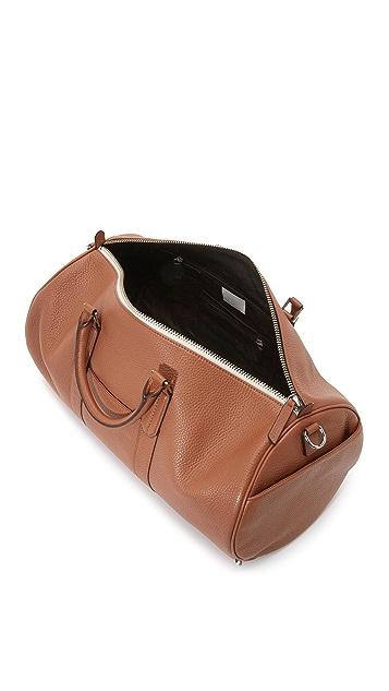 Uri Minkoff Pebbled Leather New Duffel Bag