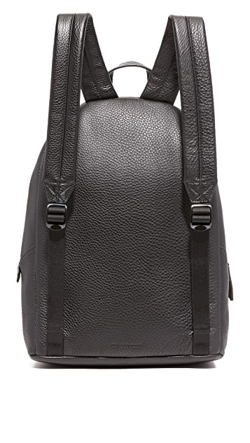 Uri Minkoff Paul Pebbled Leather Backpack