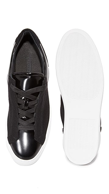 Uri Minkoff Covent Leather Sneakers