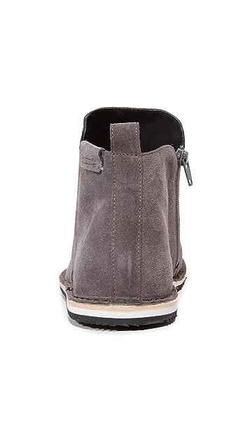 Uri Minkoff Ulrich Mid Top Boots