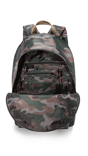 Uri Minkoff Nylon Paul Tech Backpack