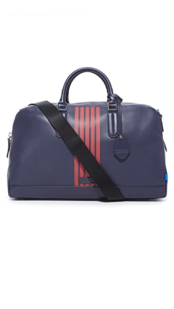 Uri Minkoff Jermyn Stripe Leather Carryall
