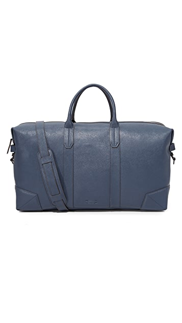 Uri Minkoff Saffiano Leather Wythe Weekender