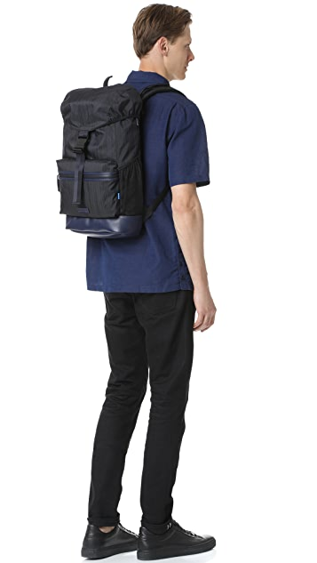 Uri Minkoff Nylon Coliseum Backpack