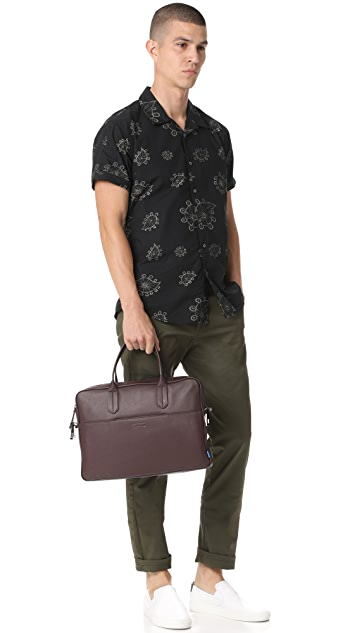 Uri Minkoff Soft Nappa Arthur Briefcase
