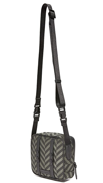 Uri Minkoff Printed Nylon Bryant Cross Body Pack