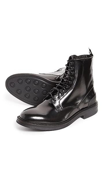 Uri Minkoff Mercer Lace Boots