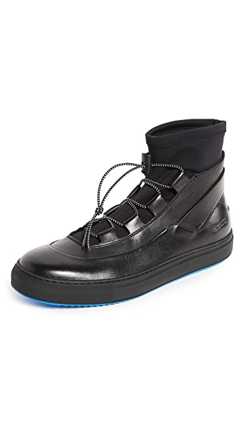 Uri Minkoff Mood High Top Sneakers