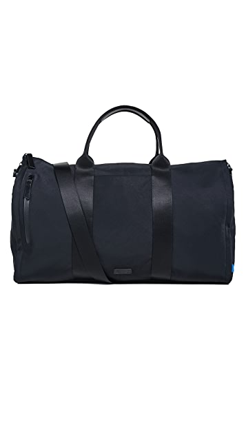 Uri Minkoff Washed Nylon Convertible Suit Bag