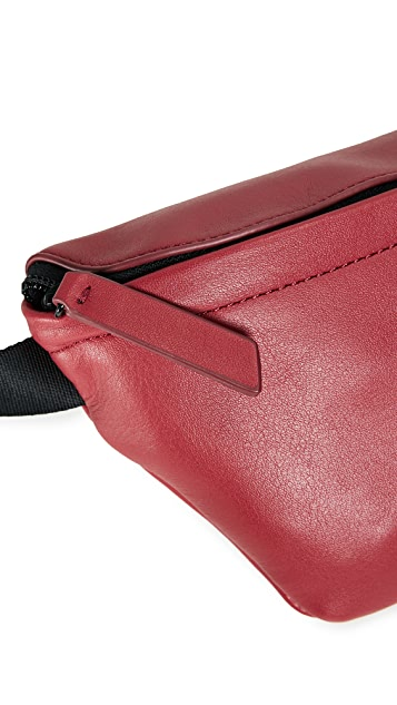 Uri Minkoff Fergus Soft Napa Leather Fanny Pack