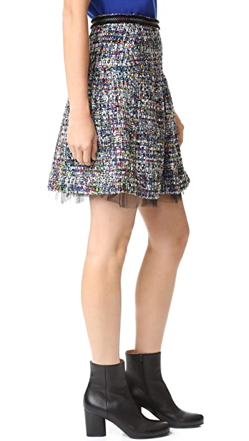 Boutique Moschino Pleated Skirt