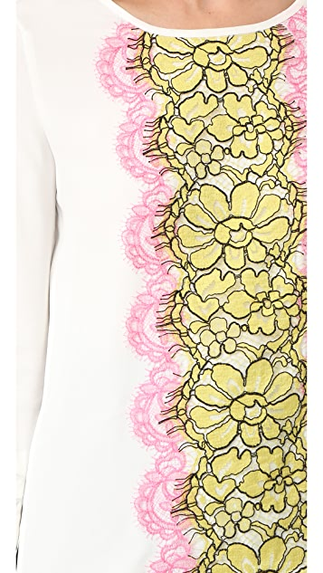 Boutique Moschino Long Sleeve Blouse