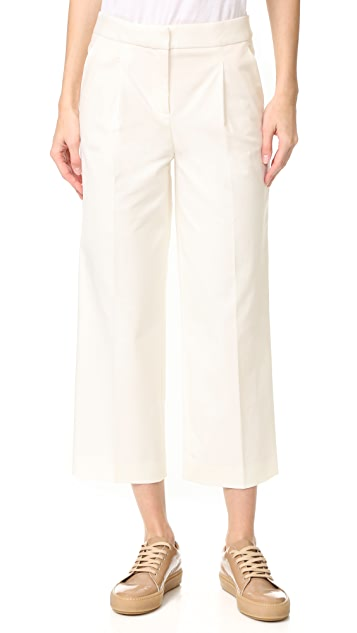Boutique Moschino Cropped Trousers
