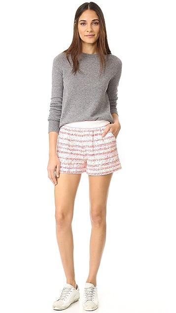 Boutique Moschino Striped Shorts