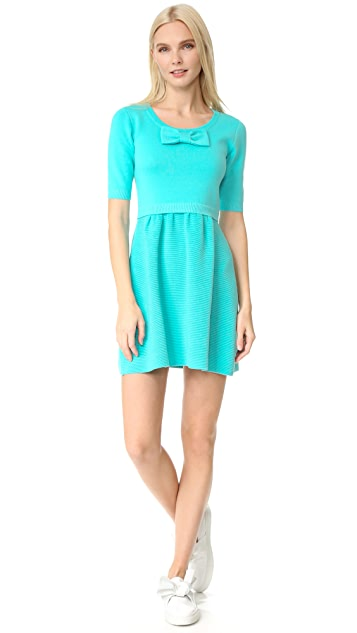 Boutique Moschino Short Sleeve Dress