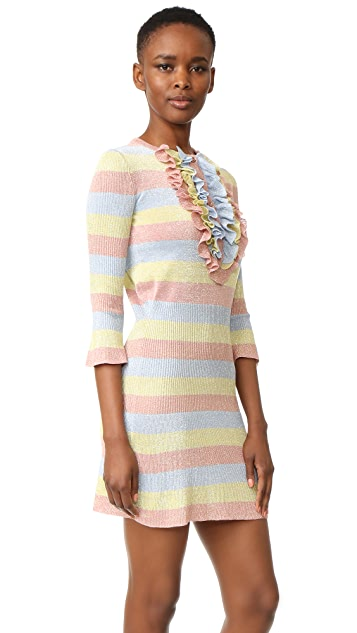 Boutique Moschino Striped Dress