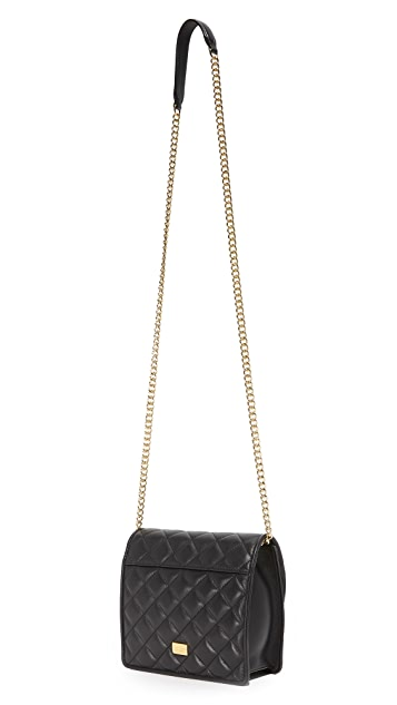 Boutique Moschino Quilted Cross Body Bag