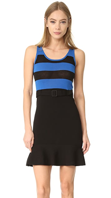 Boutique Moschino Sleeveless Tank Dress