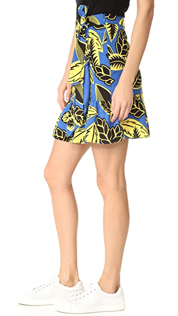 Boutique Moschino Printed Skirt