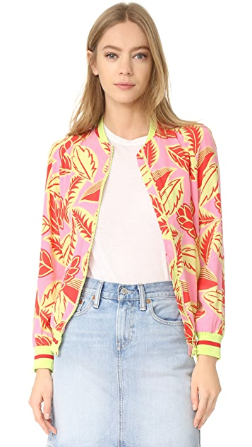 Boutique Moschino Printed Bomber