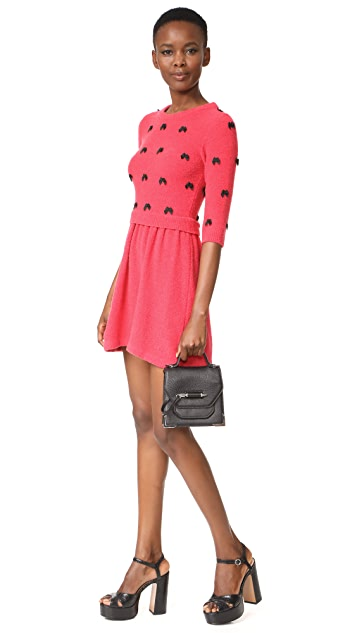 Boutique Moschino 3/4 Sleeve Dress