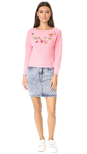 Boutique Moschino Pullover Sweater