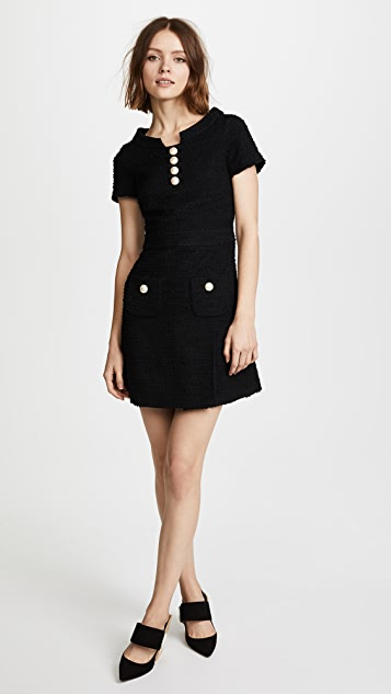 Boutique Moschino Button Up Dress